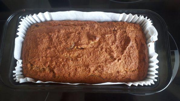 banana bread coconut sugar recipe