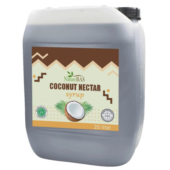 coconut nectar syrup supplier